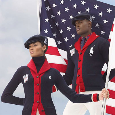 Ralph Lauren to Dress Team USA