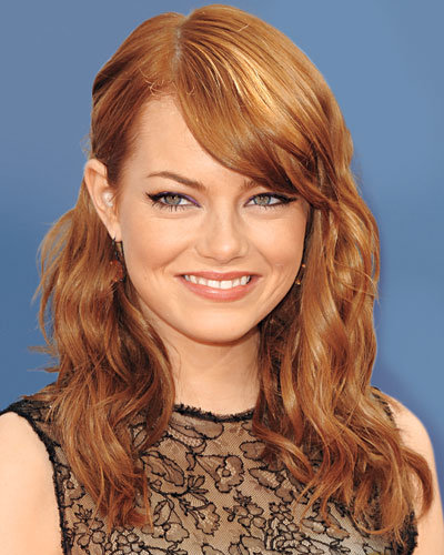 Find Your Perfect Haircut - Emma Stone