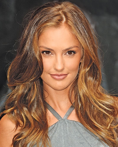 Find Your Perfect Haircut - Minka Kelly