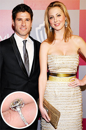 Eva Amurri - The Hottest Celebrity Engagement Rings