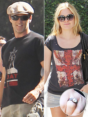 Anna Paquin - Stephen Moyer - Cathy Waterman - The Hottest Celebrity Engagement Rings