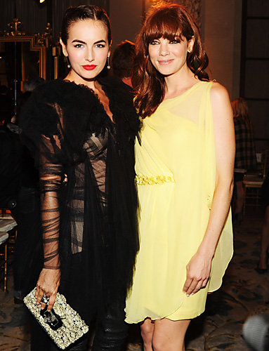 Camilla Belle and Michelle Monaghan