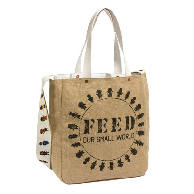 FEED Feed Our Small World Tote