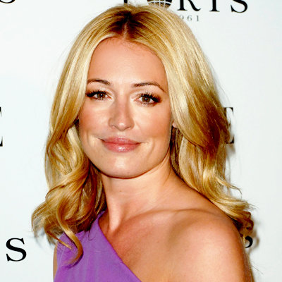 Cat Deeley's Mid-Length Cut