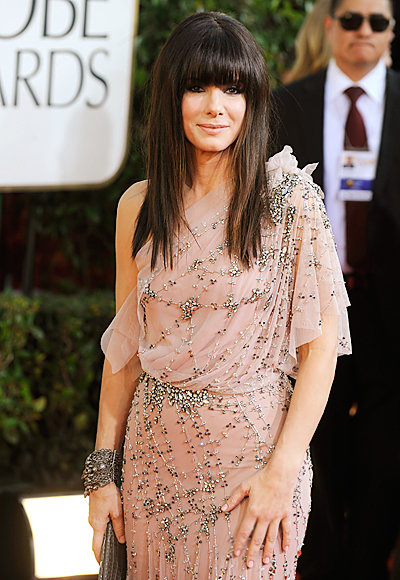 Sandra Bullock in Irit Design