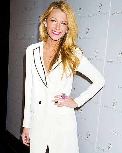 Blake Lively - Fashion Week