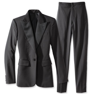 Blk Dnm Jacket and Pants