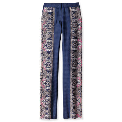 Fall 2012 Fashion Trends: Mango Pants