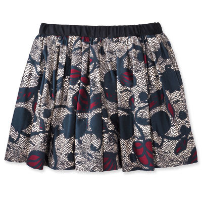 Fall 2012 Fashion Trends: Topshop Skirt