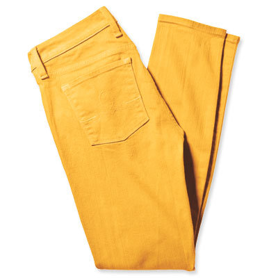 Fall 2012 Fashion Trends: Lucky Brand Jeans