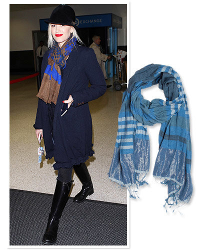 Gwen Stefani - Star Travel Style - Michael Stars