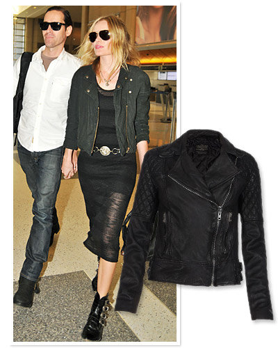 Kate Bosworth - Star Travel Style - AllSaints