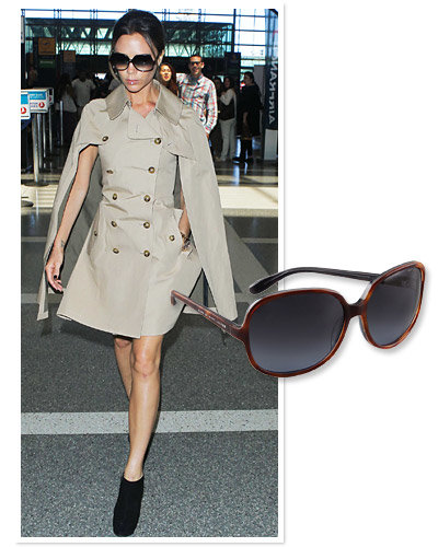 Victoria Beckham - Star Travel Style - Marc by Marc Jacobs