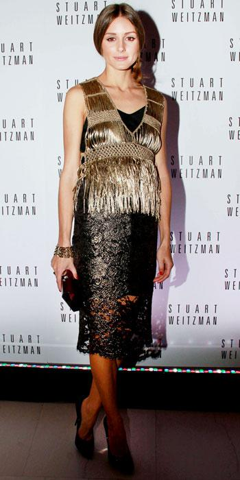 Olivia Palermo in BIRD by Juicy Couture