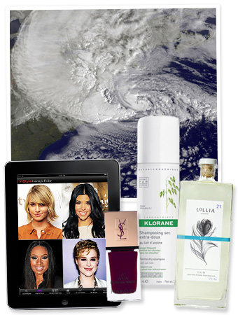 Hurricane Sandy Have You Stuck Inside? 5 Beauty Treatments to Help Ride Out the Storm