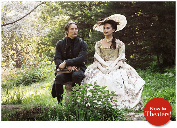 A Royal Affair In Theaters Today!