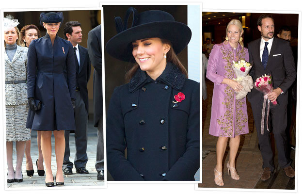 Princess Update! Charlene Celebrates Monaco Day, Norway's Mette-Marit in Asia, and Kate Baby Watch