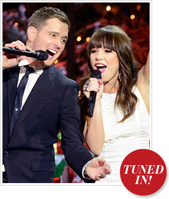 Watch Tonight! Michael Bublé's Christmas Special on NBC, With Carly Rae Jepsen