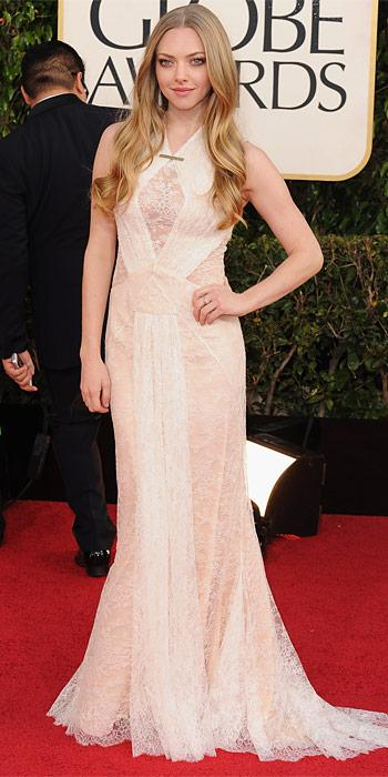 Amanda Seyfried - Givenchy gown