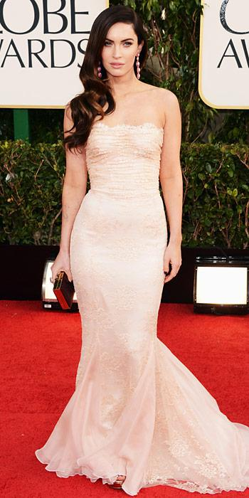 Megan Fox in a Dolce & Gabbana gown