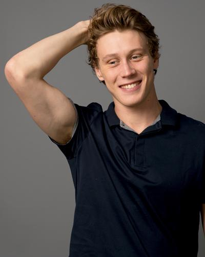 George MacKay of 'How I Live Now'