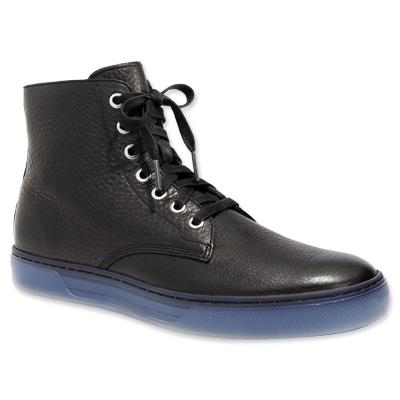 Leather Lace-Up Josh Boot