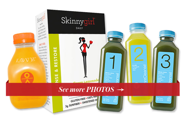 Post-Holiday Detox With One of Hollywood's Favorite Juice Cleanses