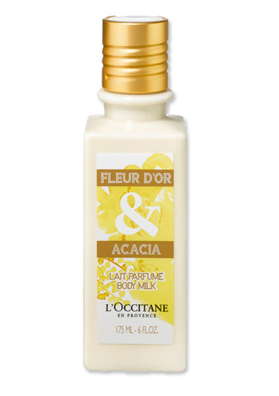 L'Occitane Fleur d'Or & Acacia Body Milk