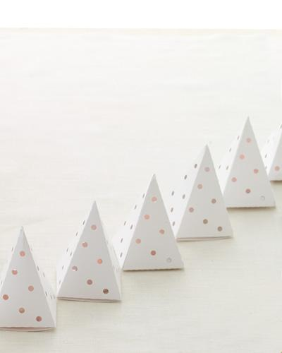 Decorate with MOD PAPER VOTIVES