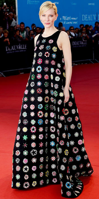 Cate Blanchett in Christian Dior Couture
