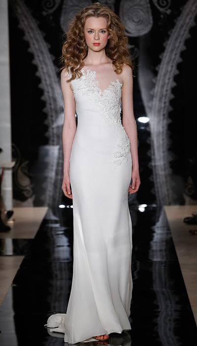 Bridal Fashion Week-Reem Acra