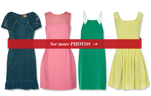 18 Dresses to Wear to a Summer Wedding