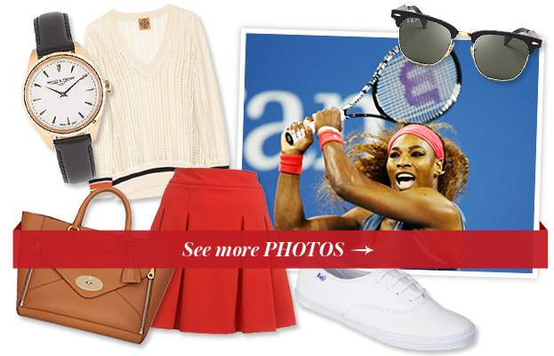 What to Wear to the US Open: Three Tennis-Inspired Looks You'll Love