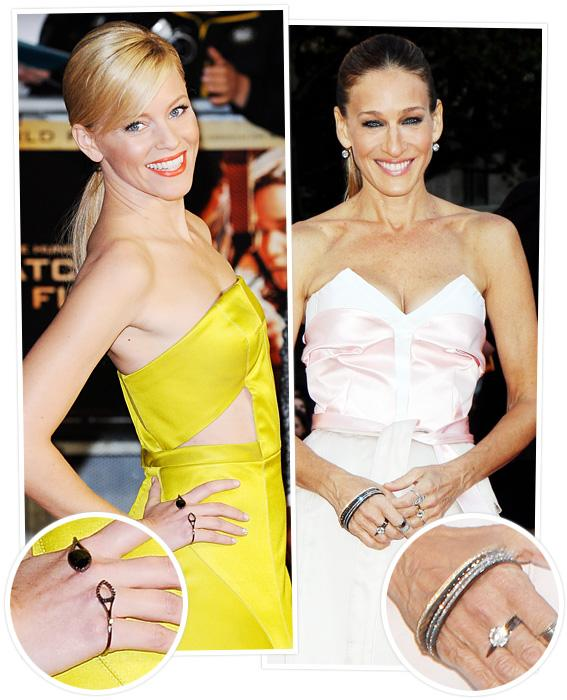 Spring Accessories-Celeb Inspired Trends: Hand Bracelets