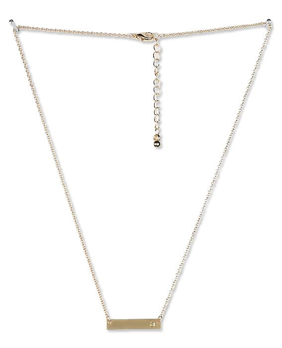 Trend: Bar Necklaces