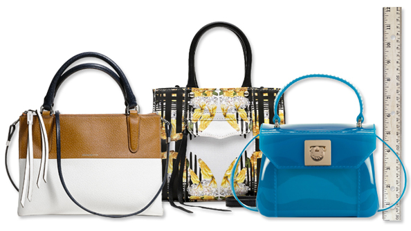 Downsize Your Carryall: Here Are 14 Teeny-Tiny Bags You'll Love to Bits