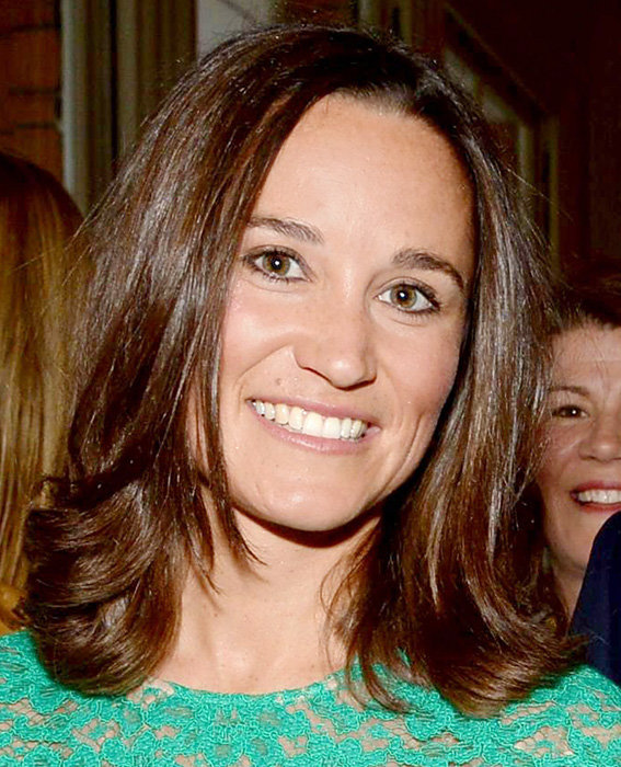 Pippa Middleton lob