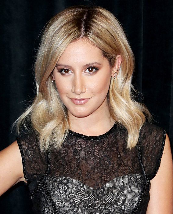 Ashley Tisdale Lob