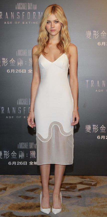 In Stella McCartney, 2014