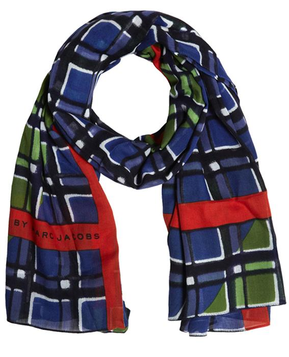 scarves: Marc by Marc Jacobs