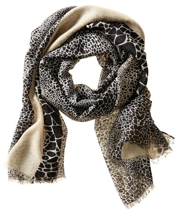 scarves: Banana Republic