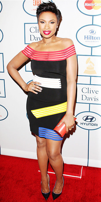 Jennifer Hudson in Christopher Kane