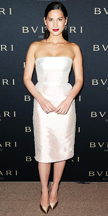 Bulgari's Decades of Glamour Party