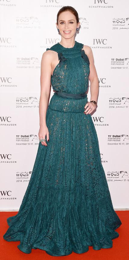 Emily Blunt\'s Best Red Carpet Looks Ever | InStyle.com