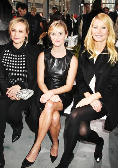 Diane Kruger, Reese Witherspoon, and Gwyneth Paltrow