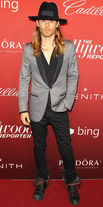 Jared Leto Red Carpet