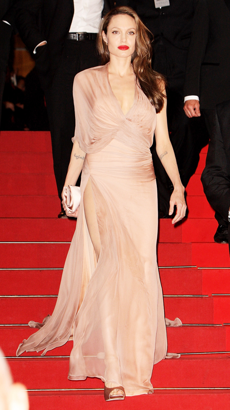 Angelina Jolie Cannes Film Festival 2009