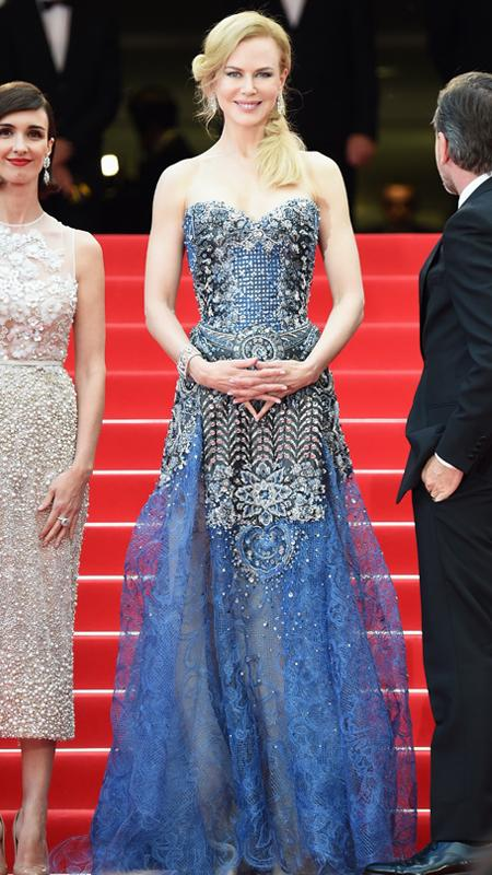 Nicole Kidman at 2014 Cannes Film Festival