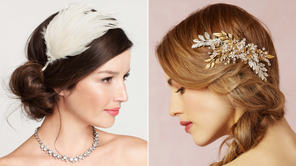 No Veil, No Problem! Check Out Our Favorite Headpiece Alternatives to Wear at Your Wedding