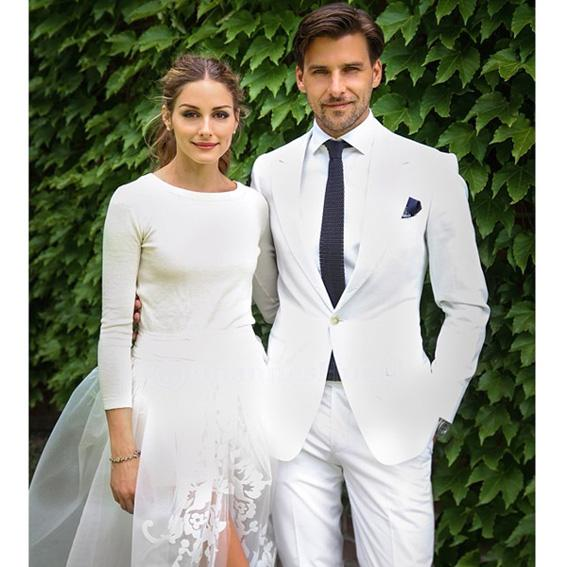 Olivia Palermo Wedding instagram